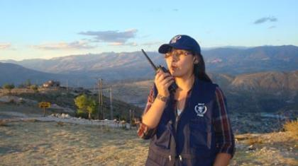 Yesenia Ramos, Admin Assistant to the Joint Programme in Ayacucho, Peru